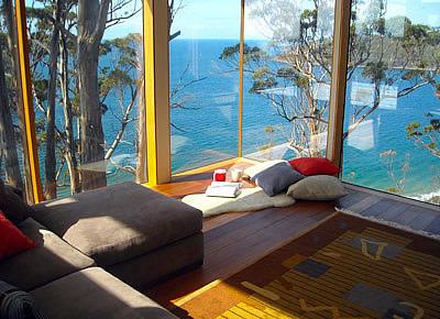 Bruny Shore Accommodation